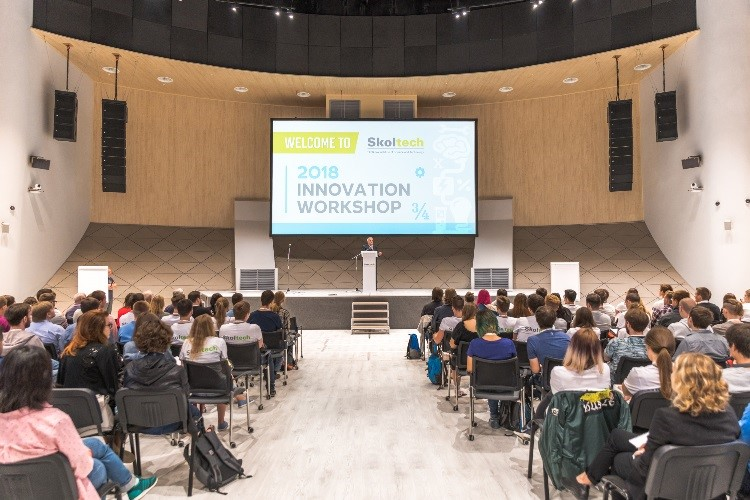 Innovation Workshop 2018